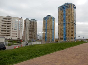 Новостройка ЖК Янтарный город23